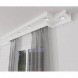 Sufit halogenowy z Ledem - Model 120 mm / 150 mm