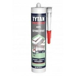 Tytan - Akryl szybki efekt - do sztukaterii