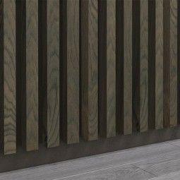 Panel dekoracyjny - Lamele - Dąb Kanadyjski