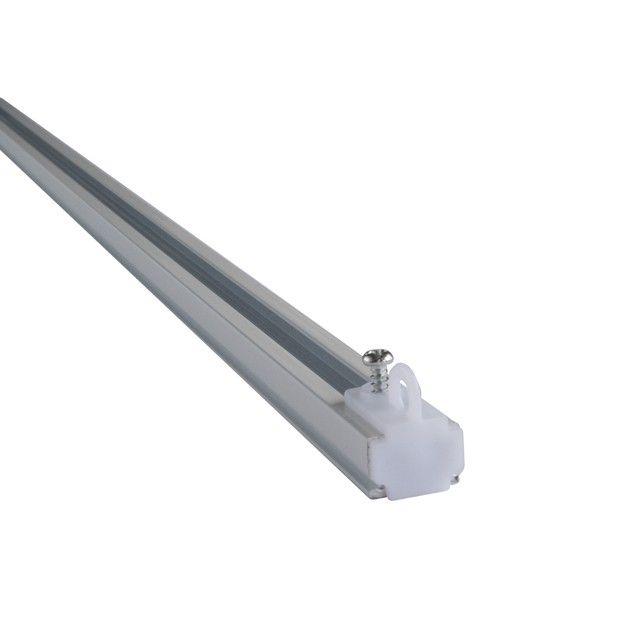 Zaślepka - Szyna Sufitowa Slim 1-torowa - Biała Jednotorowa Aluminiowa