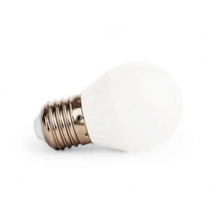 Żarówka LED E27 6W 500lm Kulka G45 smd2835 barwa neutralna CCD