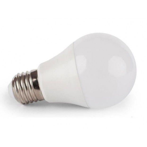 Żarówka LED E27 10W 800lm A60 smd2835 barwa Neutralna CCD