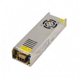 Zasilacz modułowy 12V 360W 30A IP20 SLIM z wentylatorem