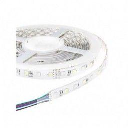 Taśma RGBW (RGB+Biały Ciepły) 60 diod/METR LED SMD 5050 ip20