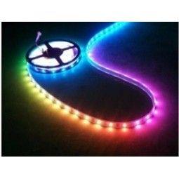 Taśma RGB 60 diod/METR LED SMD 5050 ip65 (WODOODPORNA)