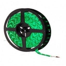 Taśma 60 diod/metr LED SMD 3528 ip20 Zielony