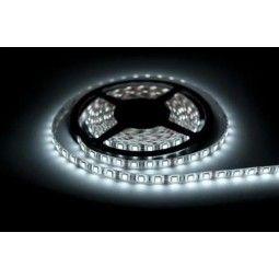 Taśma 60 diod/metr LED SMD 5050 ip20 BIAŁA ZIMNA