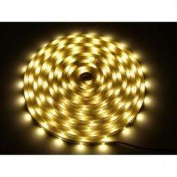 Taśma 60 diod/metr LED SMD 5050 ip20 BIAŁA CIEPŁA