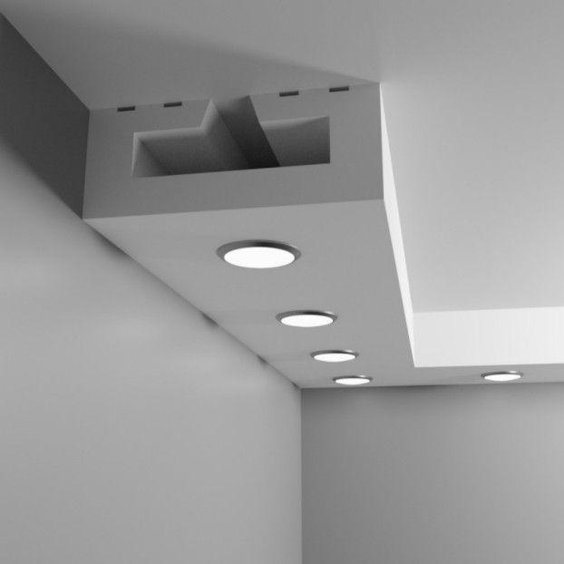 Sufit podwieszany halogenowy klasyczny - Model T1