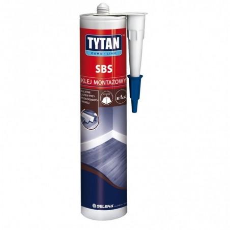 Klej do listew przypodłogowych - Tytan Euro-Line SBS