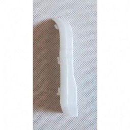 Zakończenie prawe do Listew PCV Białych 85 mm