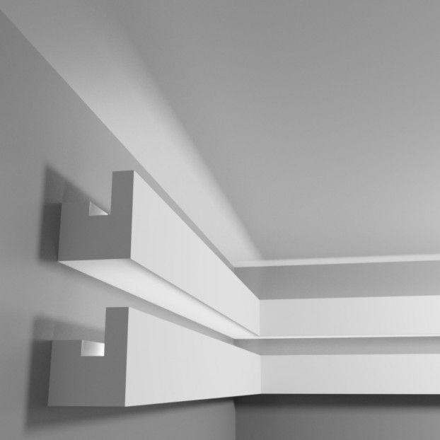 Gzyms / Listwa Oświetleniowa LED XPS - Model U2