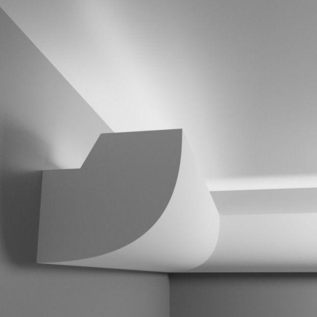 Gzyms Oświetleniowy Listwa Oświetleniowa Led Ścienny - Model GM